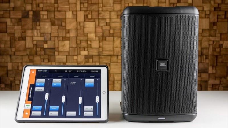 Loa JBL Eon One Compact nổi bật với vẻ ngoài đẹp, thu hút, sang trọng