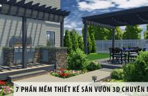 7 phần mềm thiết kế sân vườn 3D chuyên nghiệp và phổ biến nhất hiện nay