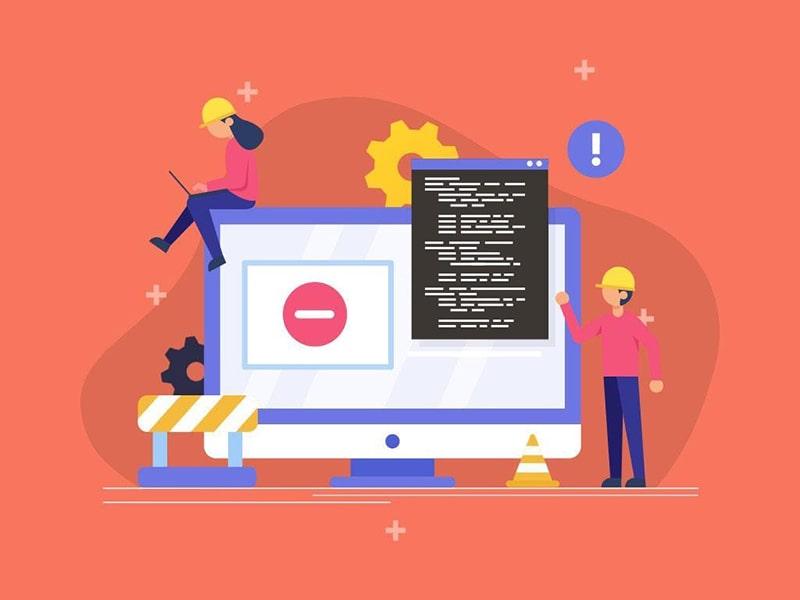 Sửa chữa website khi nào?